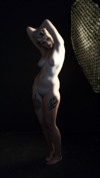 Lexi Carter Alternative Model Photo by Photographer X. Alejandro Photos
