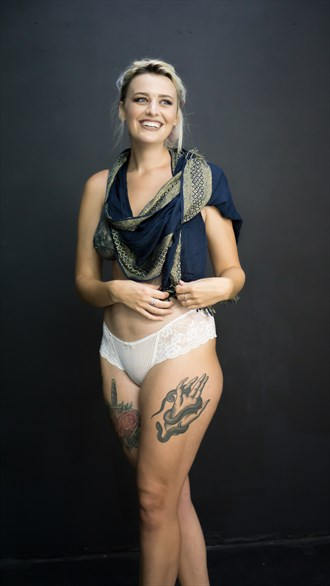 Lexi Carter Lingerie Photo by Photographer X. Alejandro Photos