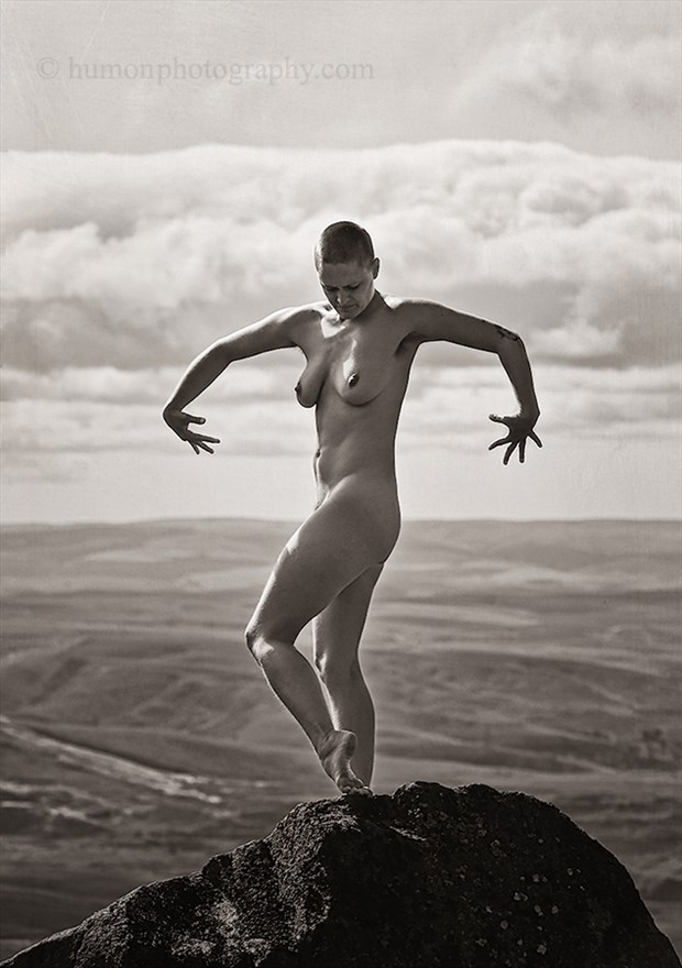 Life Force Artistic Nude Photo by Photographer humon photography