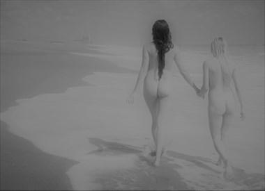 Life Is Generous  Artistic Nude Photo by Model Lisa Everhart