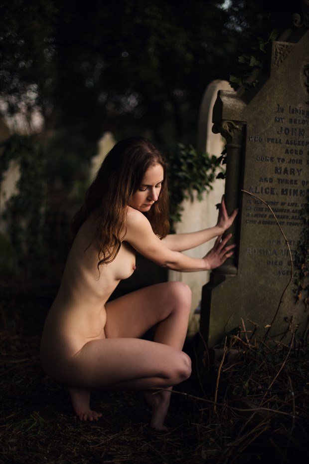 Life and Death Artistic Nude Photo by Photographer GerardChillcott