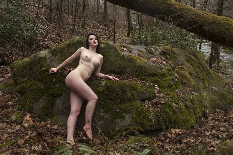 Life itself is the most magical fairy tale Artistic Nude Photo by Model Victoria Dash