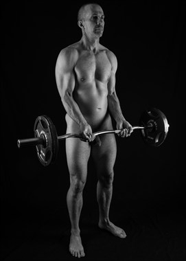Lift Artistic Nude Photo by Model Ben