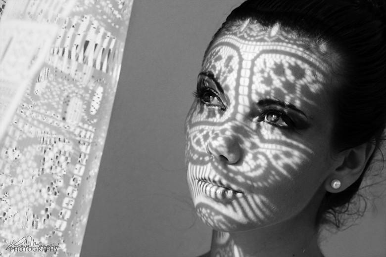 Light Dress Sensual Photo by Photographer Lucia Mondini