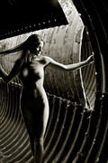 Light Play Artistic Nude Photo by Model Mila