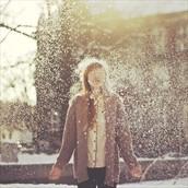 Light Winter Sensual Photo by Photographer Marcin Laskarzewski