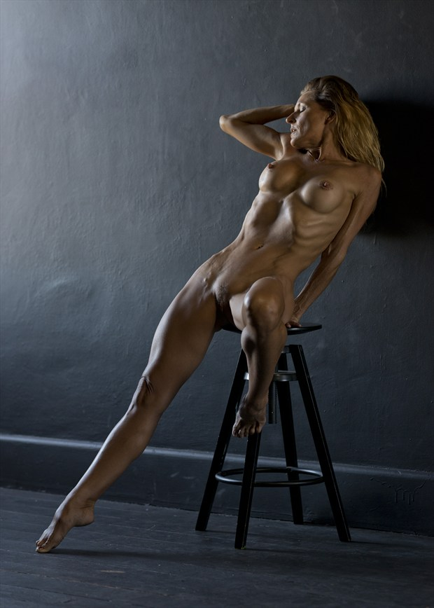 Light and Fit Artistic Nude Artwork by Photographer Alan H Bruce