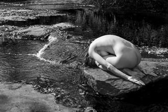 Like A Rock Figure Study Photo by Photographer Brady