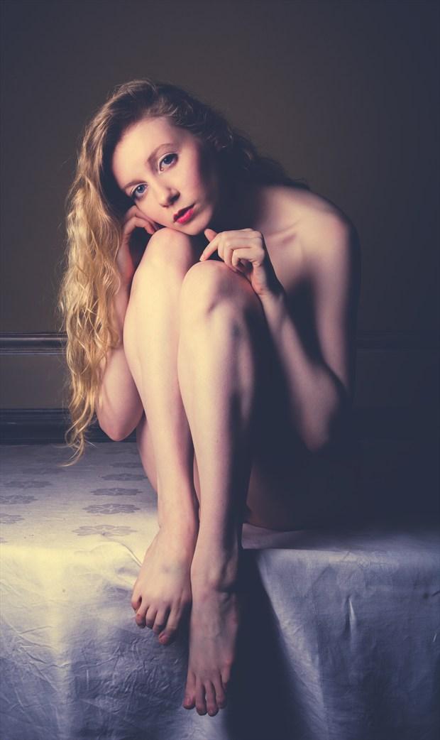 Like a Stone Artistic Nude Photo by Photographer Darryl J Dennis