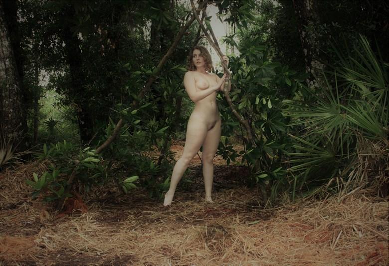 Lila Artistic Nude Photo by Photographer Lisa Paul Everhart