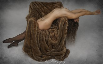 Lila Artistic Nude Photo by Photographer Marvlus