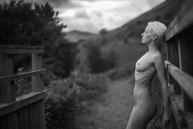 Lilith Etch in Strathard IV Artistic Nude Photo by Photographer Oliver Godby