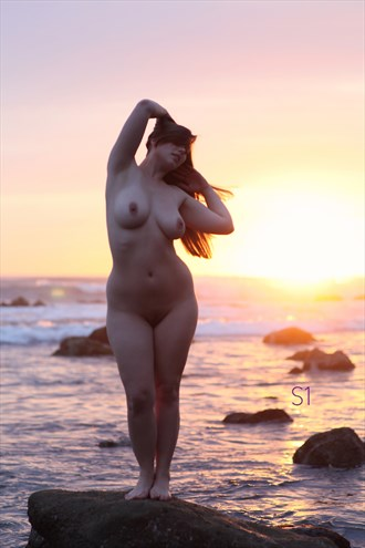 Lillias Right Artistic Nude Photo by Photographer StormulaOne