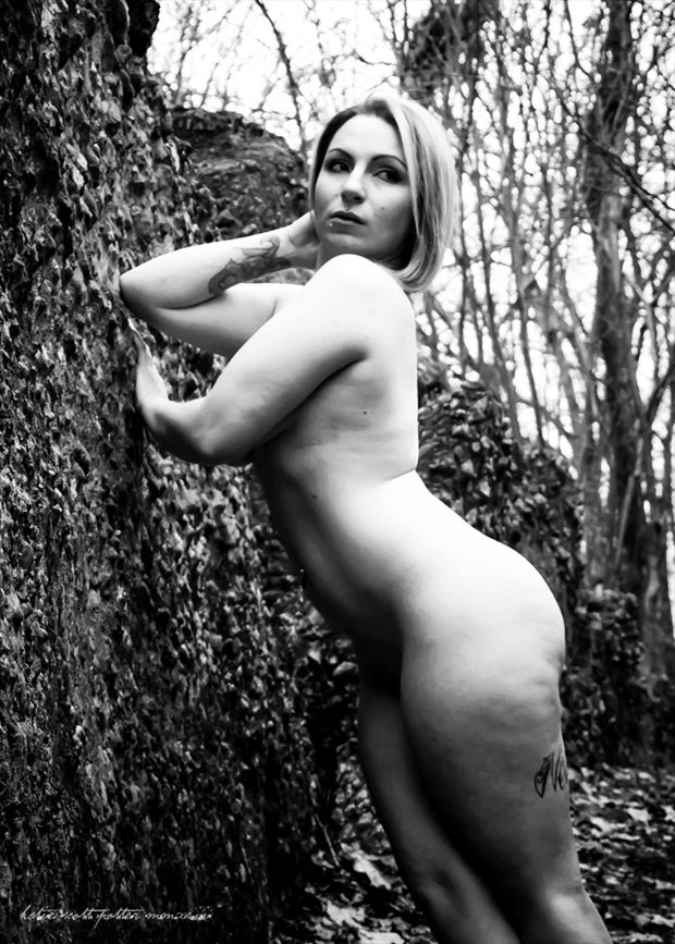 Limestone  Artistic Nude Photo by Photographer Katie Potter
