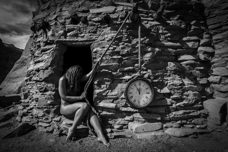 Limitations of Time Artistic Nude Photo by Photographer JoelBelmont