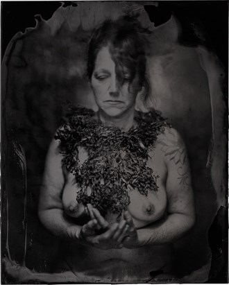 Lingered Artistic Nude Photo by Model Inner Essence