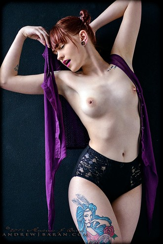 Lingerie Alternative Model Photo by Model Tiffany Nacke