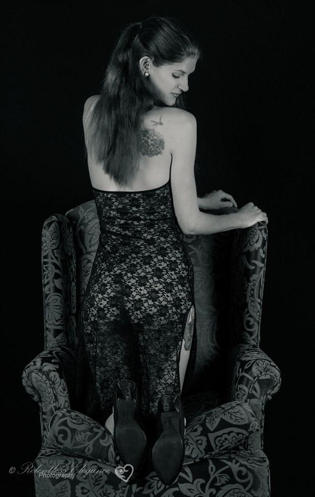 Lingerie Alternative Model Photo by Photographer Relentless_Elegance