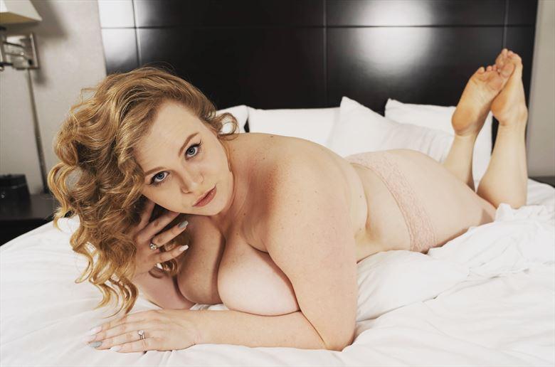 Lingerie Erotic Photo by Model LuluLoveModel