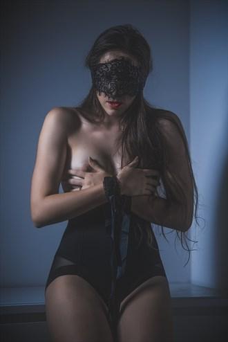 Lingerie Erotic Photo by Photographer Traven Milovich