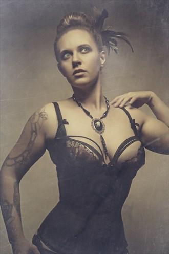 Lingerie Fantasy Photo by Model Modeljordansin