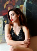 Lingerie Fashion Photo by Photographer Robert Weissner Photography