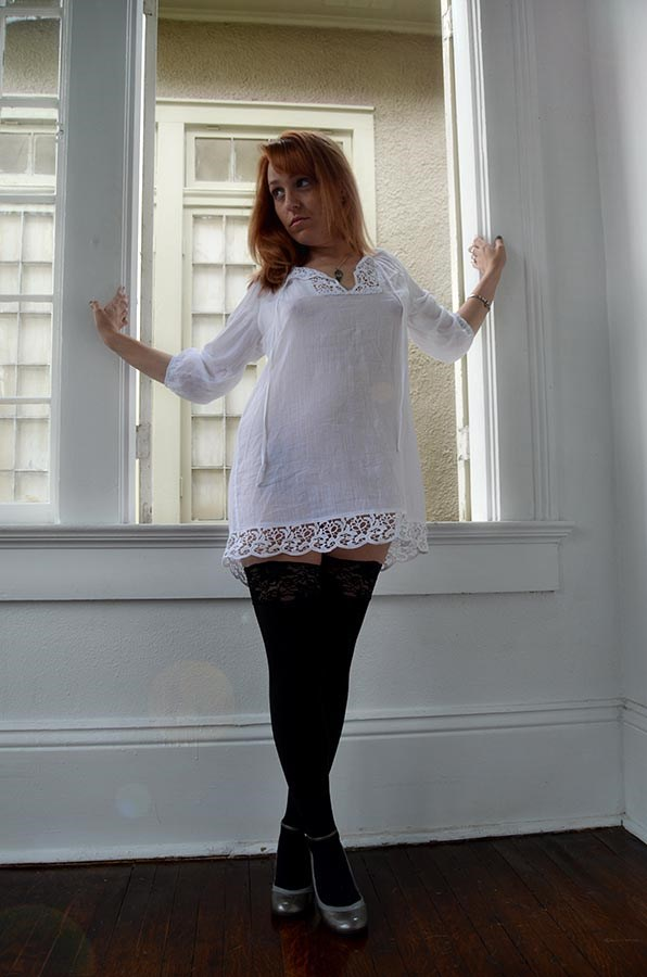 Lingerie Fetish Photo by Model Sachea Nicole