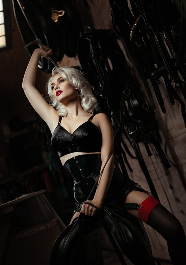 Lingerie Fetish Photo by Photographer Chris Conway