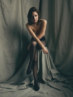Lingerie Glamour Photo by Model Axioma