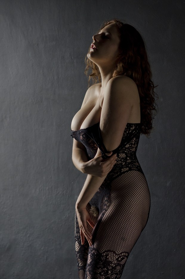 Lingerie Glamour Photo by Model Eleanor Rose