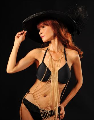 Lingerie Glamour Photo by Model Lil Maria