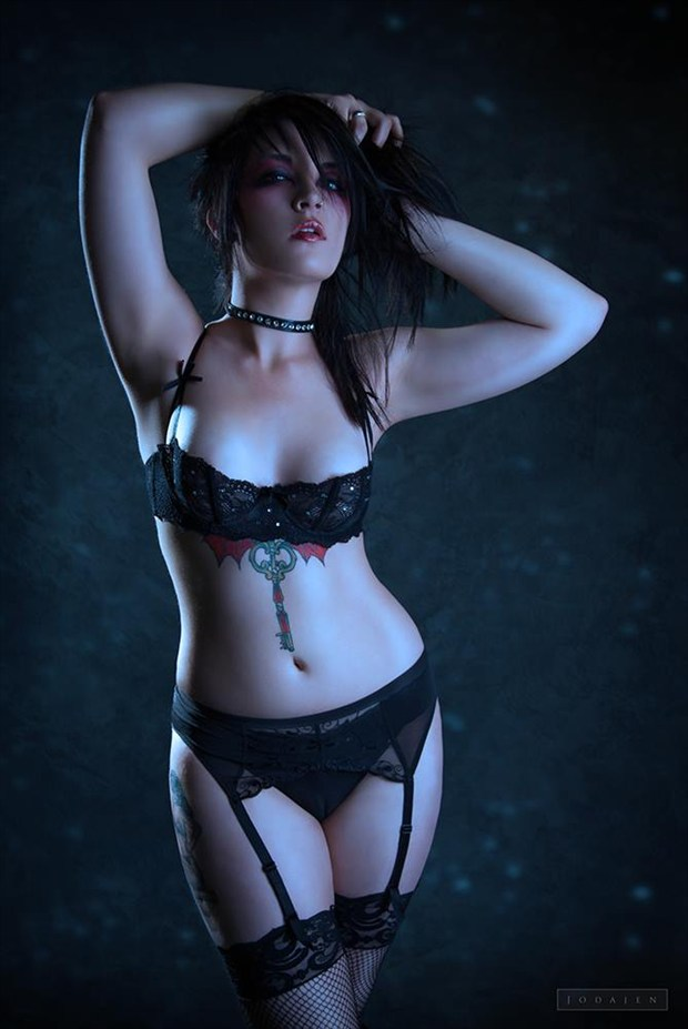 Lingerie Glamour Photo by Model Rizzy Kaye