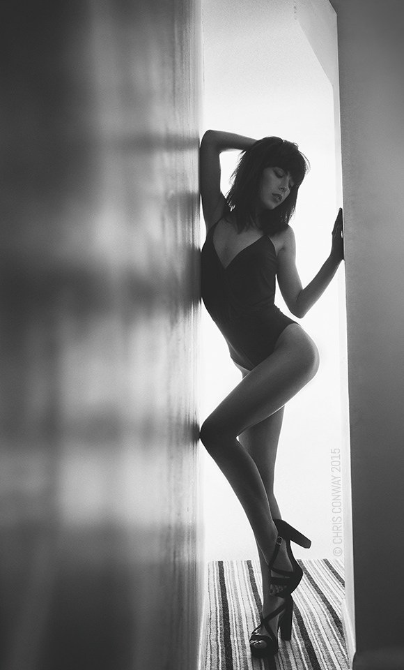 Lingerie Glamour Photo by Photographer Chris Conway