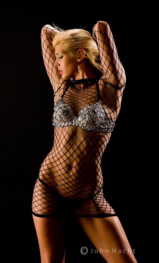 Lingerie Glamour Photo by Photographer John Hacht