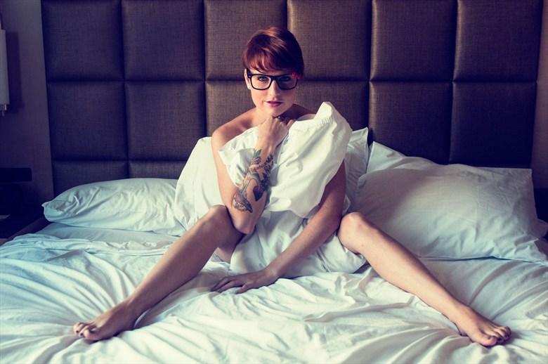 Lingerie Glamour Photo by Photographer rawshotz