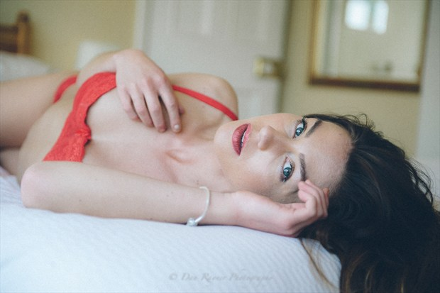 Lingerie Natural Light Photo by Photographer DJR Images