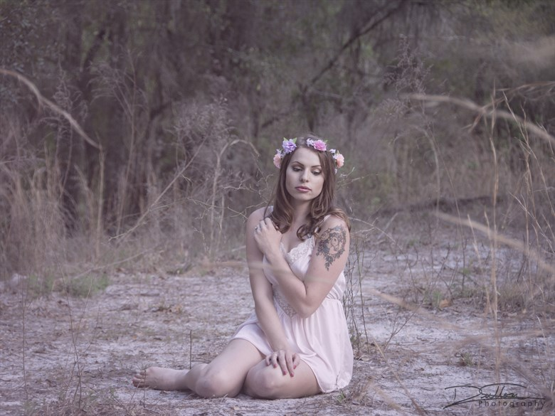 Lingerie Nature Photo by Photographer Dutton Photography