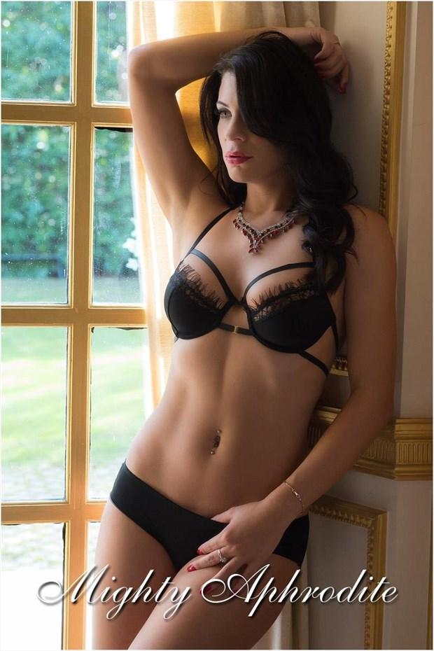 Lingerie Photo by Model Marta Torres