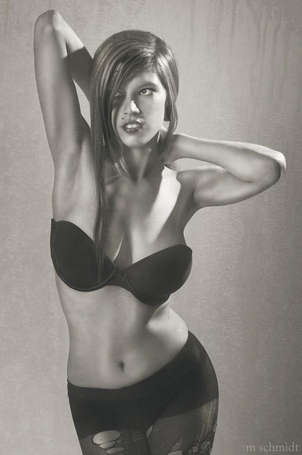 Lingerie Photo by Model Merrill White
