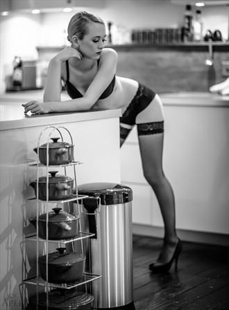 Lingerie Photo by Model Rose Green