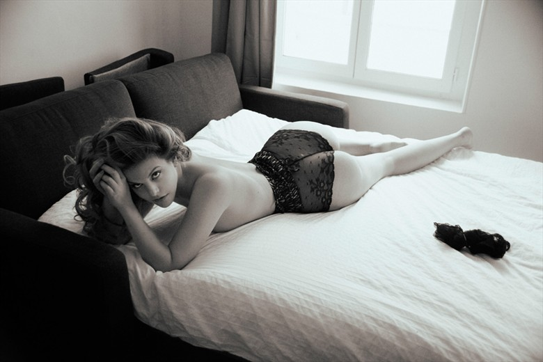 Lingerie Photo by Model valentina feula