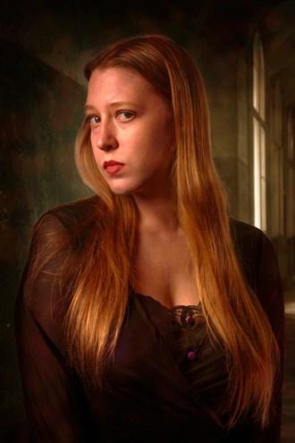 Lingerie Portrait Photo by Photographer CurvedLight