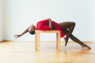 Lingerie Sensual Photo by Model AGNOSIA