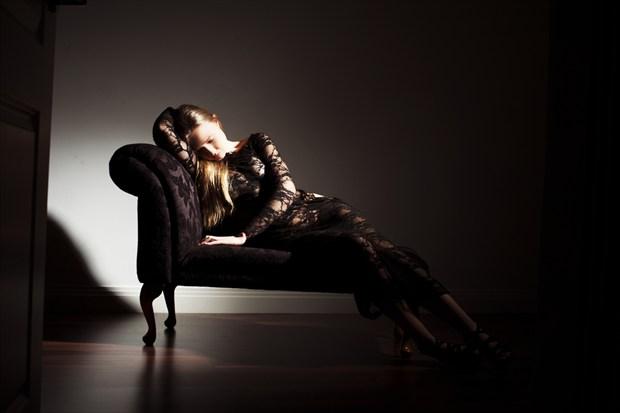Lingerie Sensual Photo by Model Elina