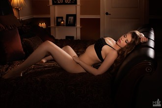 Lingerie Sensual Photo by Model Jessi June