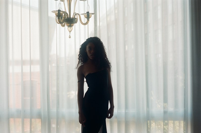 Lingerie Sensual Photo by Model Morgan Rose