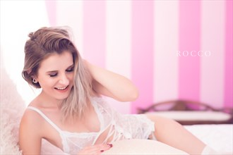 Lingerie Sensual Photo by Model Shelby Green