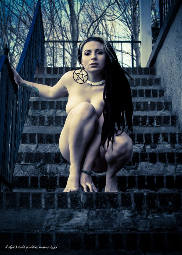 Lioness  Artistic Nude Photo by Photographer Katie Potter