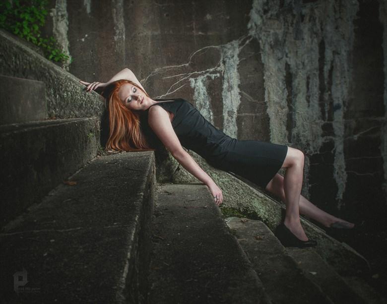 Little Black Dress 02 Fashion Photo by Photographer CarlEricPorter