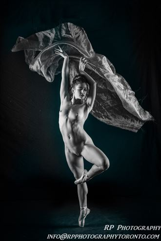 Little Dancer Artistic Nude Photo by Photographer PhotoRP